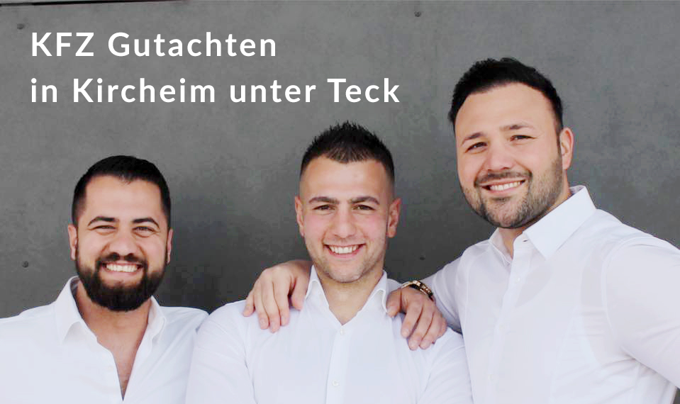 Kirchheim unter Teck Gutachter für KFZ sowie Unfallgutachten, Schadengutachten & Wertgutachten